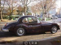 JAGUAR XK 140 coup� (Photo 2)