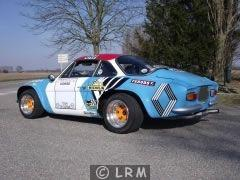 RENAULT Alpine A110 (145 CV) (Photo 2)