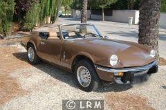 TRIUMPH SPITFIRE 1500 FH (Photo 1)