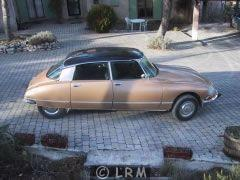 CITROËN DS 23I électronique (Photo 2)