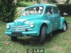 RENAULT 4 CV AFFAIRE (Photo 1)