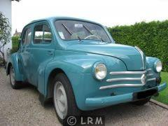 RENAULT 4 CV AFFAIRE (Photo 2)